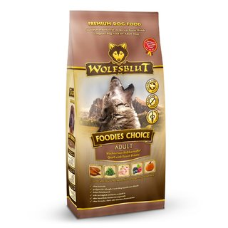 Wolfsblut - Foodies Choice - 15 Kg Sack